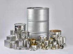 Imballaggi in acciaio: Italia ricicla 82%