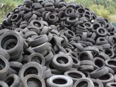pneumatici fuori uso