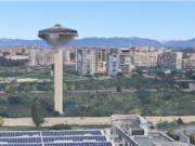 torre piezometrica quartiere Adriano
